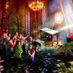 David LaChapelle. Cathedral, 2007