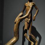 Fausto Melotti. Deposizione, 1933. Bronzo, cm. 86 x 60 x 26. Collezione privata. Photo: © Katarte.it