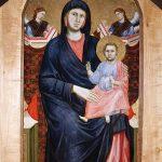 Giotto. Madonna di San Giorgio alla Costa. Museo diocesano, Firenze
