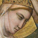 Polittico Baroncelli. Incoronazione della Vergine, (particolare)