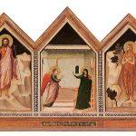 Polittico di Santa Reparata, verso, 1310 ca. Tempera e oro su tavola, dalla Cattedrale di Santa Maria del Fiore. Firenze