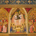 Polittico Baroncelli, 1330 ca. Tempera e oro su tavola. Basilica di Santa Croce, cappella Baroncelli, Firenze