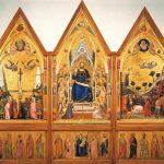 Giotto. Polittico Stefaneschi, verso