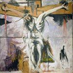 Graham Sutherland. Studio per la crocifissione, 1947. Olio su masonite, cm. 97 x 118. Città del Vaticano, Musei Vaticani. Photo: © Katarte.it