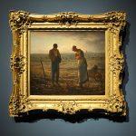 Bellezza divina. Jean-François Millet. Angelus 1857-1859. Musee d'Orsay, Parigi,legato di Alfred Chauchard, 1910. Photo: © Katarte.it