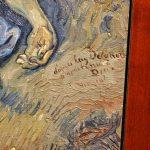 Bellezza divina. Vincent van Gogh. Pietà (da Delacroix), 1890 circa (dettaglio). Olio su tela, cm. 41,5x34. Città del Vaticano. Direzione dei Musei. Photo: © Katarte.it