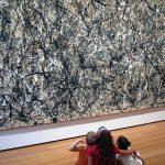 Jackson Pollock incanta i bambini