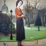 Balthus. Balthus. Ritratto della principessa Lelia Caetani, 1935. Metropolitan Museum, New York