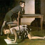 Balthus.II bambini Blanchard, 1937. Donazione, 1973. Musée national Picasso, Parigi - © Balthus © Mondadori Portfolio-Leemage-Paris, Photo Josse