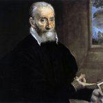 El Greco in Italia. El Greco. Ritratto di Giulio Clovio, 1571 - 72.Olio su tavola, cm. 58 X 86. Schorr Collection, Londra. Foto: Matthew Hollow