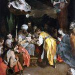Federico Barocci. La circoncisione, 1590. Museo del Louvre