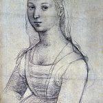 Raffaello. Ritratto di una giovane donna