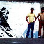 lek le Rat. Tango de Fasso Telesino, 1986. Photo by Didier Moulin