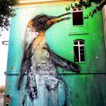 Bordalo II. Pinguino