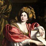 Domenichino. Sibilla Cumana, 1610. Olio su tela