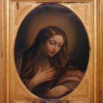 Guido Reni. Maddalena penitente 1635 - 40. Olio su tela cm. 77,5 x 59