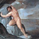 Guido Reni. Polifemo, 1639 - 40