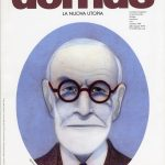 Lorenzo Mattotti. Domus, copertina, 2010