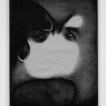 Alberto Martini. Bacio, 1915. Litografia, cm. 36 x 26. Pepita Milmore Memorial Fund