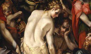 Carlo Portelli. La pala dell'Immacolata Concezione, 1566