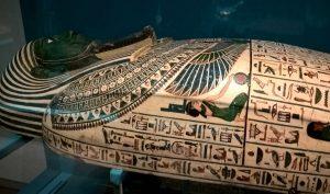 Egitto splendore millenario. Sarcofago