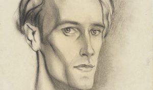 Giovanni Costetti. Ritratto di Giuseppe Lanza del Vasto