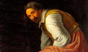 Ignoto. Ritratto d'uomo, sec. XVIII