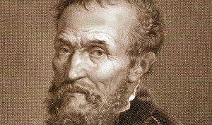 Michelangelo. Disegno