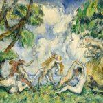 Paul Cézanne. La battaglia dell'amore, 1880 ca. Olio su tela. Dono W. Averell Harriman Foundation in memoria di Marie N. Harriman
