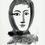 Picasso.Venti poesie di Góngora, 1958. (41 incisioni). Acquaforte e acquatinta allo zucchero