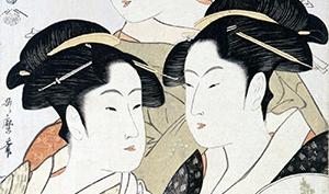 Hokusai Hiroshige Utamaro. Luoghi e volti del Giappone