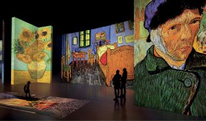 Vincent Van Gogh. Alive - The Experience