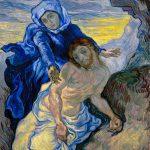 Eugène Delacroix. Vincent van Gogh. Pietà (dopo Delacroix), 1889. Olio su tela, cm. 73 x 60.5. © Van Gogh Museum (Vincent Van Gogh Foundation), Amsterdam