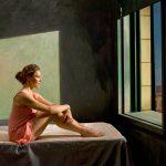 Edward Hopper. Ricreazione al sole mattutino, 1952. Museo Thyssen-Bornemisza, Madrid