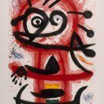 Joan Miró. Pittura e poesia. Mambo, 1978. Fundació Joan Miró, © Successió Miró by SIAE 2016. Barcellona