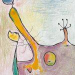Joan Miró. Donna, 1938. Collezione privata, Successió Miró by SIAE 2016