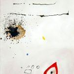 Joan Miró. Pittura e poesia. Poesia, 1974. Collezione privata, Successió Miró by SIAE 2016