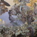 Alfons Mucha. Celebrazione della storia slava, 1928