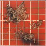 Scanavino. Tramatura, 1979. Olio su tela, cm 80x80