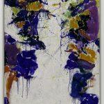 Da Kandinsky a Pollock. Sam Francis. Shining Back, 1958. Olio su tela, cm 202.6 x 135.4. Solomon R. Guggenheim Museum, New York. © 2016 Sam Francis Foundation, California / Artists Rights Society (ARS), New York