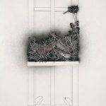 Scanavino. Come l'edera, 1980. Olio su tela, cm 200x140