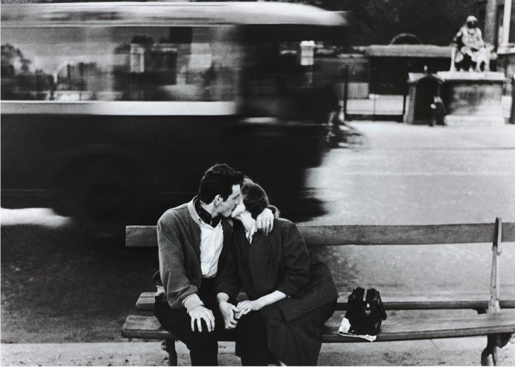 Berengo Gardin. Parigi, 1954