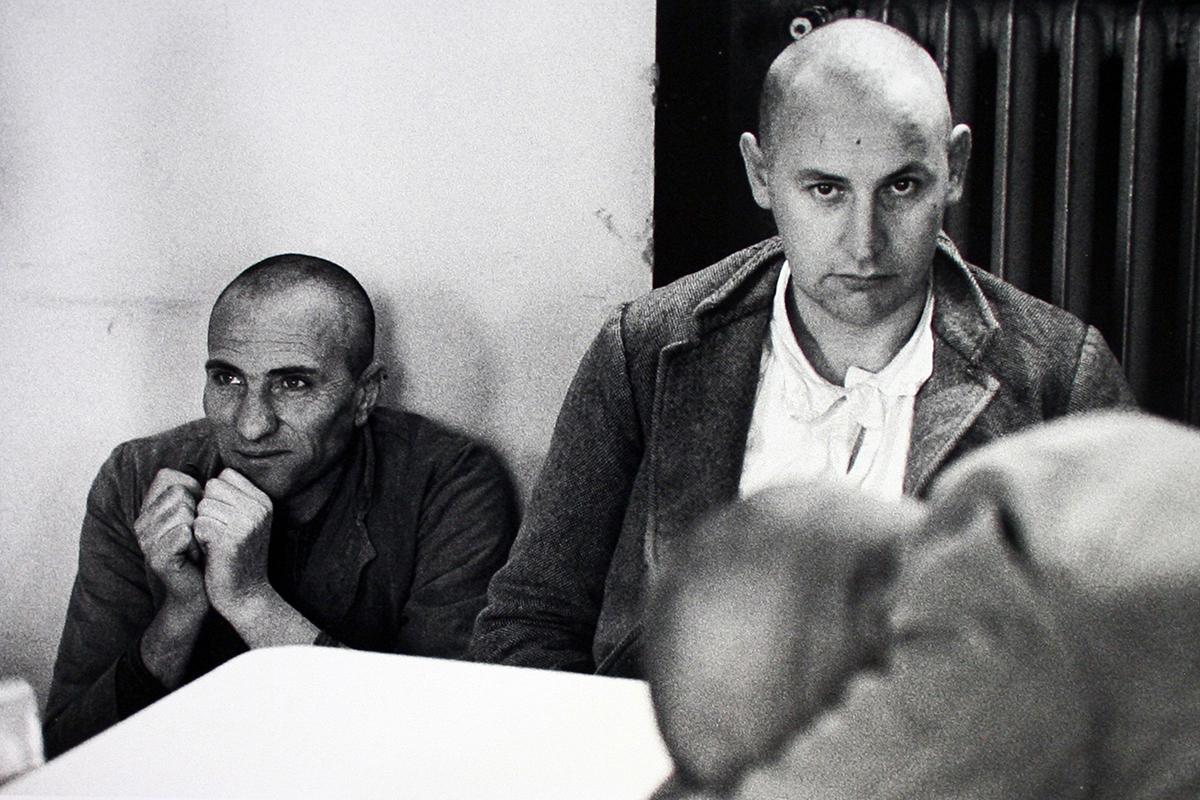 Berengo Gardin. Mostri a Venezia, 2014