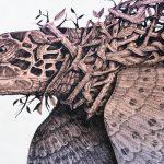 Freedom as form. Alexis Diaz. Naturaleza Inconforme (detail). Viavai Project Casarano, 2014 - courtesy of the artist