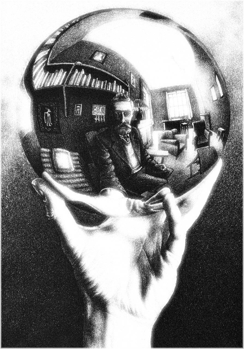 Escher a milano 200 opere tra incisioni e litografie for Escher metamorfosi