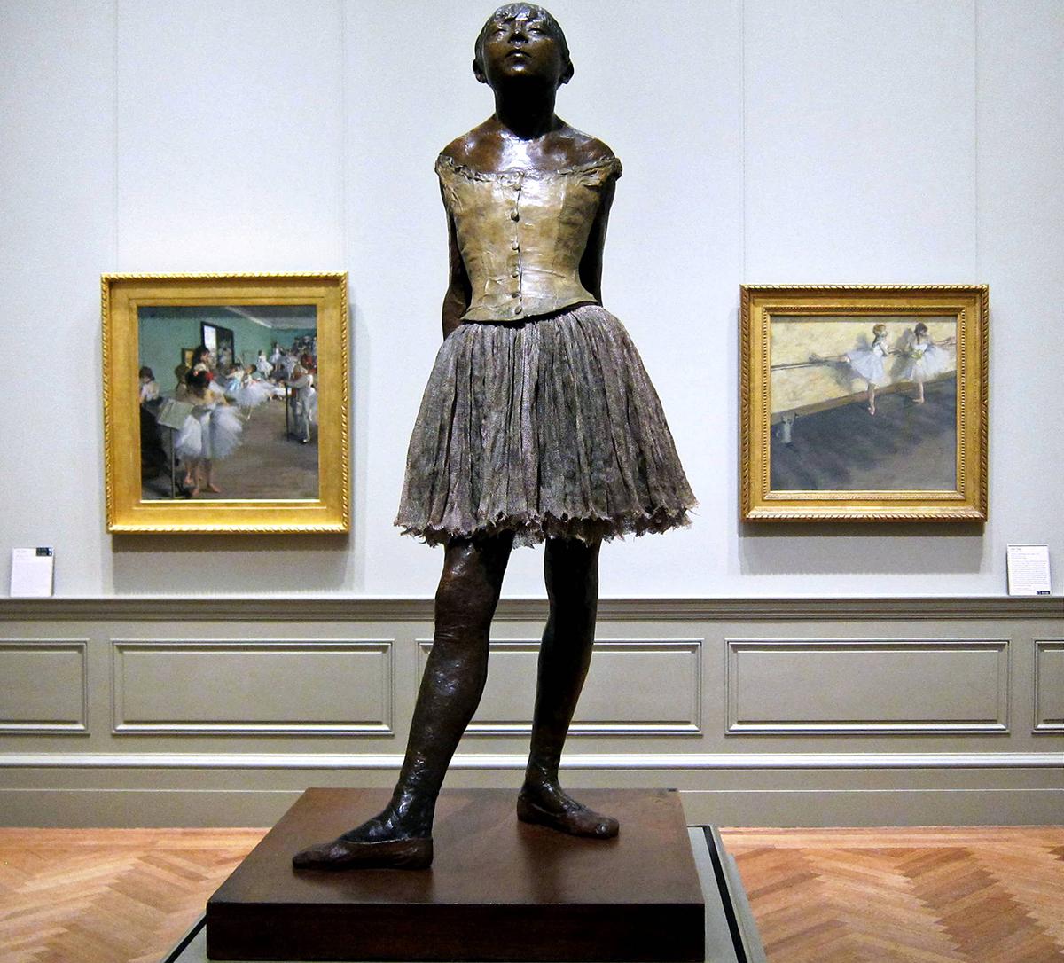 degas ballerina sculpture - 750×750