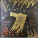 Franco Angeli. Frammento di paesaggio romano (NON Half dollar), metà anni Sessanta