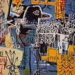 Jean-Michel Basquiat, Bird on money, 1981. Rubell Family Collection, Miami