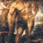 Peter Paul Rubens. Ercole nel giardino delle Esperidi, 1638. Olio su tela, cm 246×168,5- Galleria Sabauda, Torino