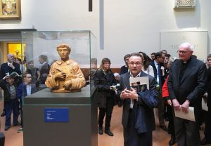 Mostre a Firenze 2017. Donatello. Busto di San Lorenzo